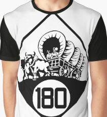 Nebraska State Highway N-180 (1926) | United States Highway Shield Sign Sticker Graphic T-Shirt