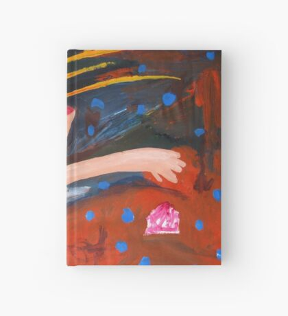 Losing My Mind Hardcover Journal