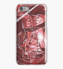 Brown Corset iPhone Case/Skin