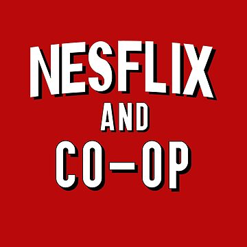 NESFlix AND CO-OP by wrestletoys