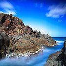 Somewhere at Hat Head by Tatiana R