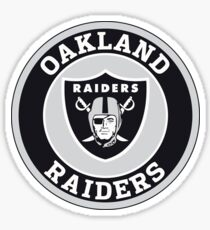 USA Football - Oakland Sticker