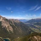 mountains mountains mountains by Stefan Trenker