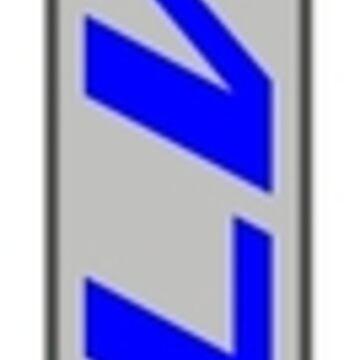 MT10 Side Stripe by Frazza001