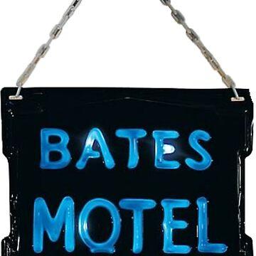 Bates motel by KikkaT
