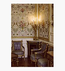 Rococo Architecture Photographic Print