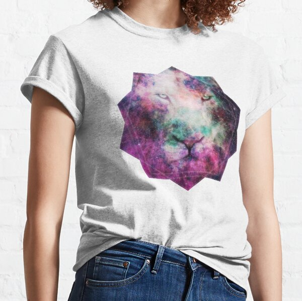 Galaxy Lion Classic T-Shirt