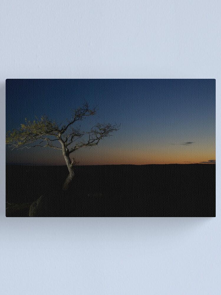 Alternate view of Sunset Season Canvas Print