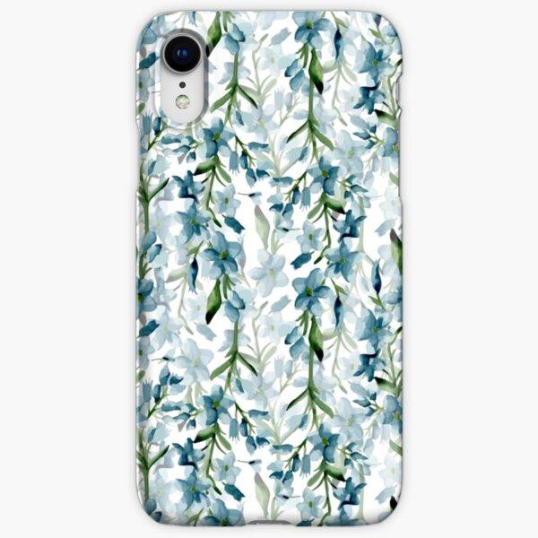 Ramas azules Funda rígida para iPhone