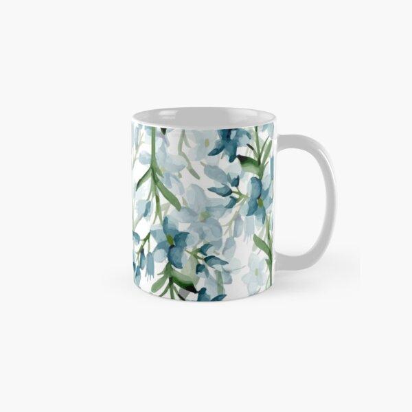 Blue branches Classic Mug