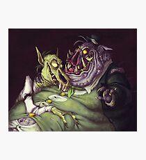 Monster Men Photographic Print