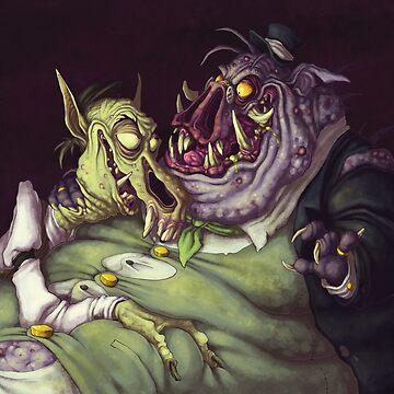 Monster Men by FaceRot