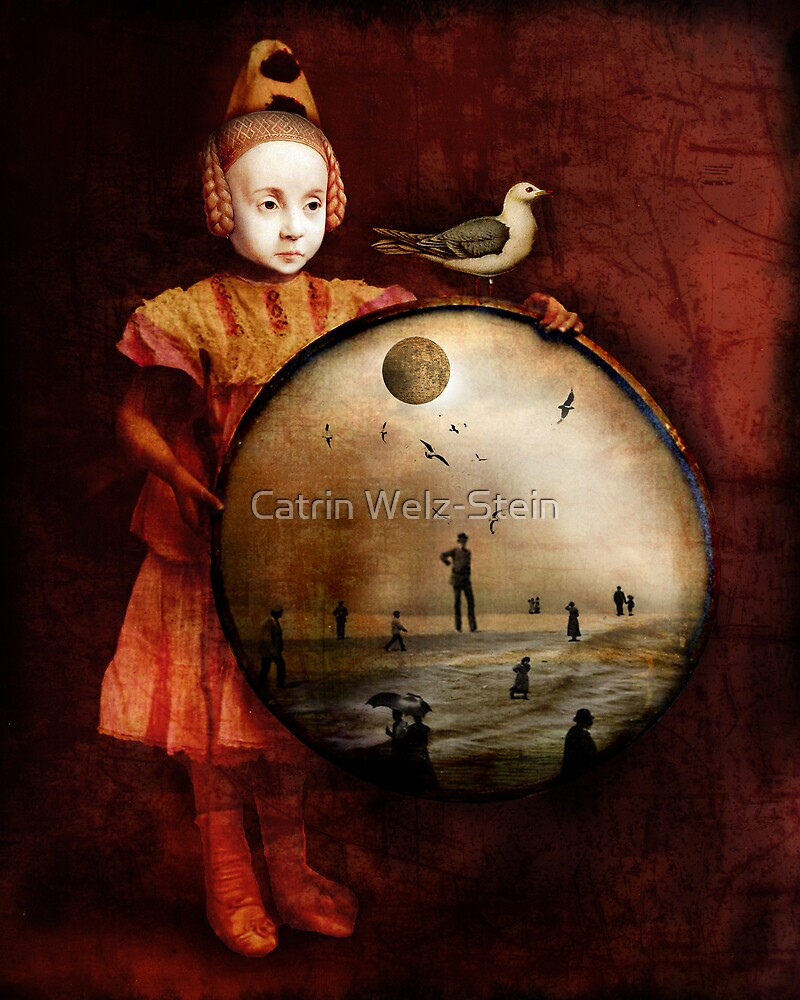 The voyage by Catrin Welz-Stein