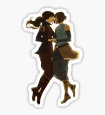 One True Pairing Sticker