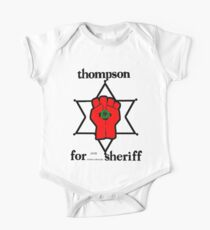Thompson for Sheriff 2 Kids Clothes