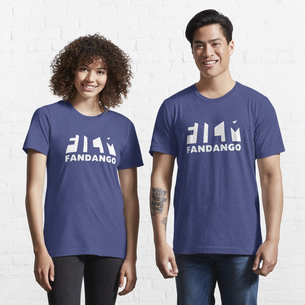 Film Fandango Logo - WHITE Essential T-Shirt