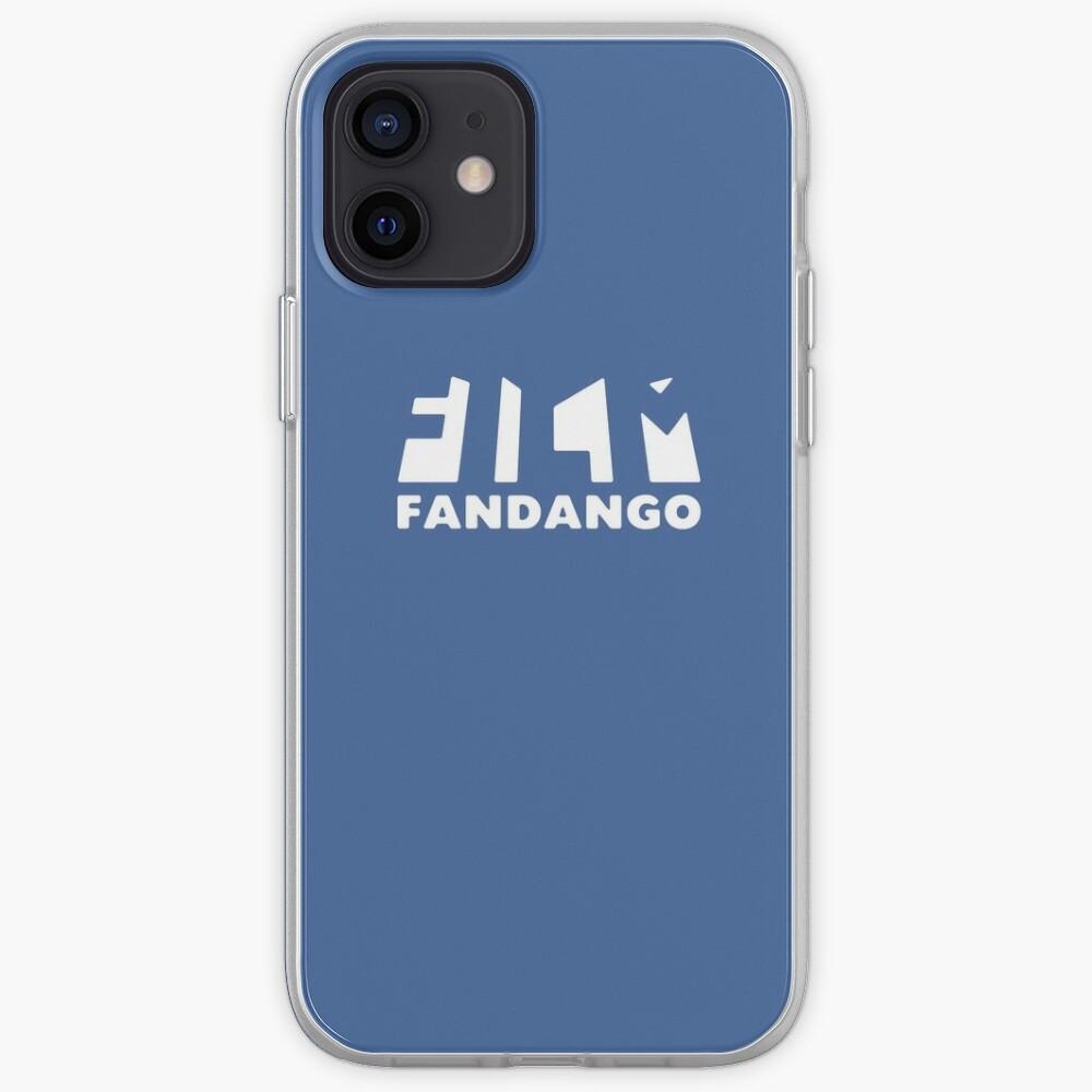 Film Fandango Logo - WHITE iPhone Case & Cover