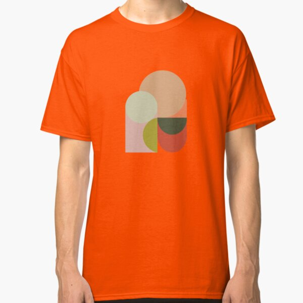 Abstract Geometric 2 #fallwinter #colortrend #decor  Classic T-Shirt