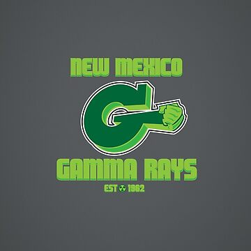 New Mexico GAMMA RAYS by thom2maro
