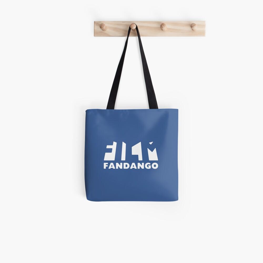 Film Fandango Logo - WHITE Tote Bag