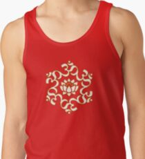 OM LOTUS - Buddhism - Symbol of spiritual strength  Tank Top