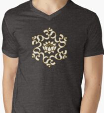 OM LOTUS - Buddhism - Symbol of spiritual strength  T-Shirt