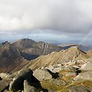 Goatfell by Jim Moore