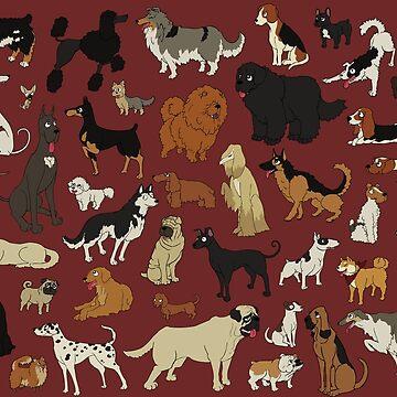 Dogs by Kravache