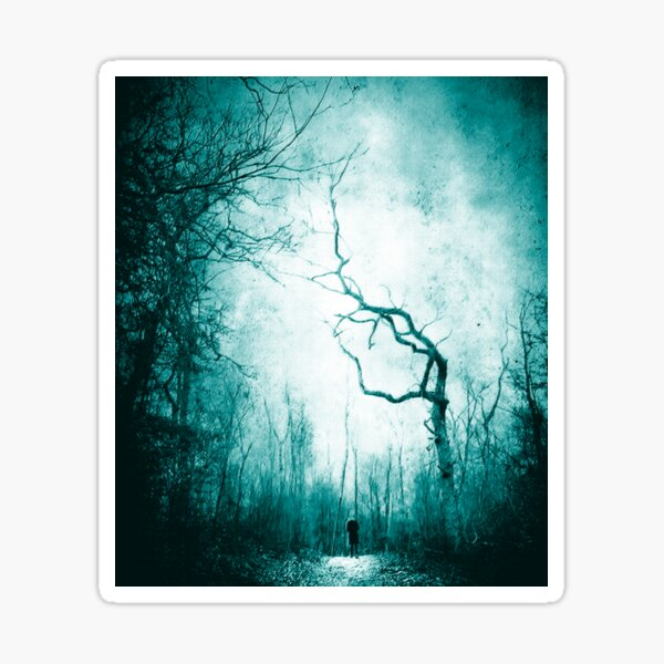Dark Forest Pegatina