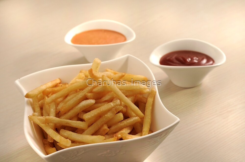 French Fries by Charuhas  Images
