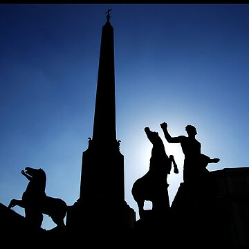 Roman Silhouette by contactchrisx1