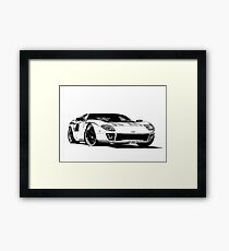 The Ferrari Killer Framed Print