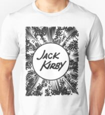 Jack Kirby Krackle! Unisex T-Shirt