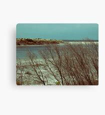 Blackwood Rivermouth, Augusta, Western Australia Canvas Print