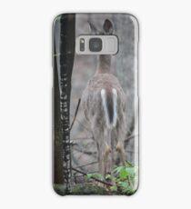 Deer Looks in Ravine Samsung Galaxy Case/Skin