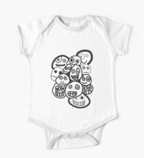 smiley's three Kids Clothes