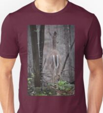 Deer Looks in Ravine Unisex T-Shirt