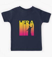 Retro 1980s Hera Kids Tee