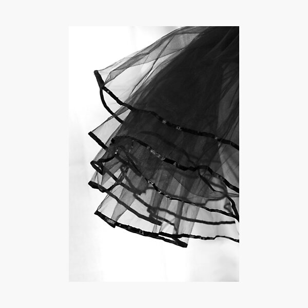 tulle  Photographic Print