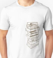 Stack of Knowledge Unisex T-Shirt