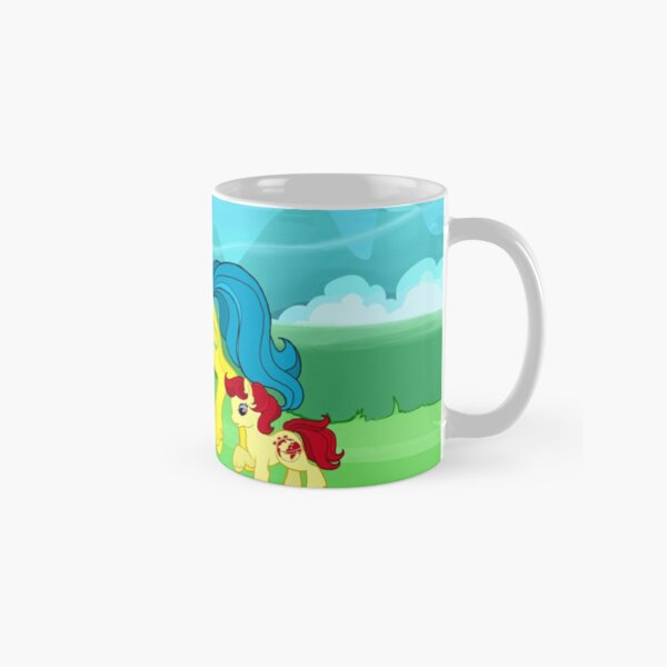My Little Pony G2 Mountains Classic Mug