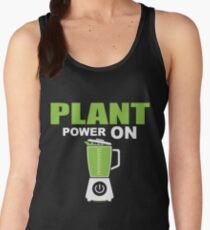 Plant Powered Tee Women's Tank Top