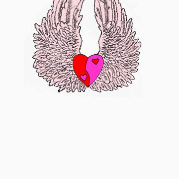 Heart and Wings by Lulabella