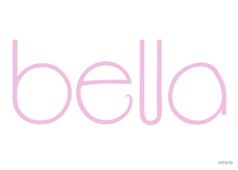 Bella pink by Mariana Musa