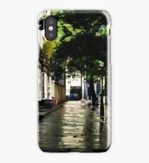 A London lane iPhone Case/Skin