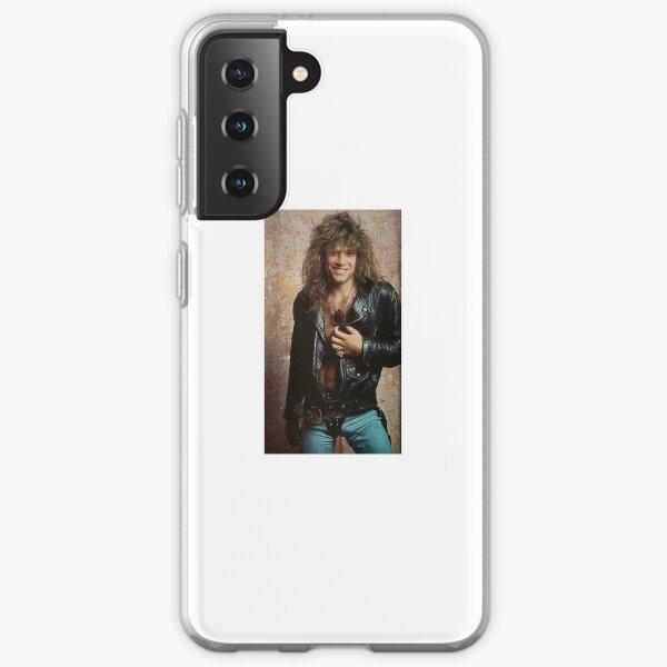 Jon Bon Jovi Funda blanda para Samsung Galaxy