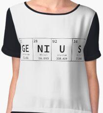periodic table genius Chiffon Top