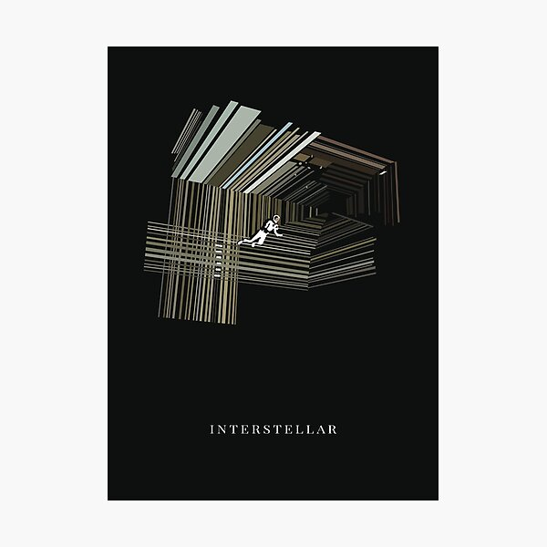 Interstellar Photographic Print