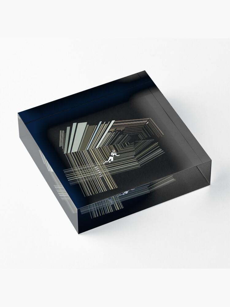 Alternate view of Interstellar Acrylic Block