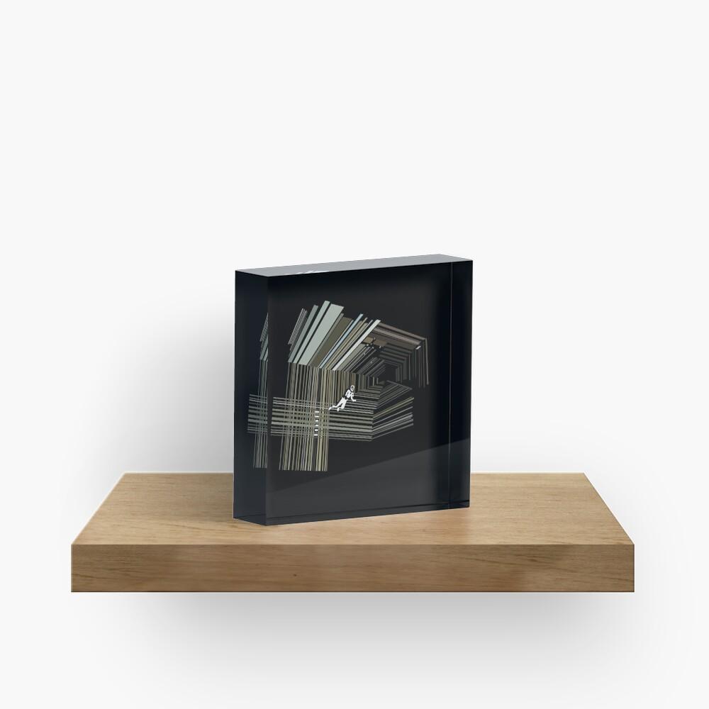 Interstellar Acrylic Block